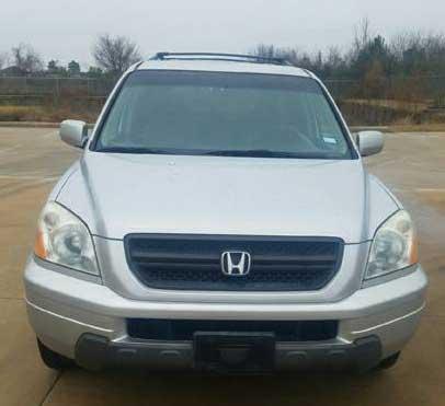 03 Honda Pilot For Sale