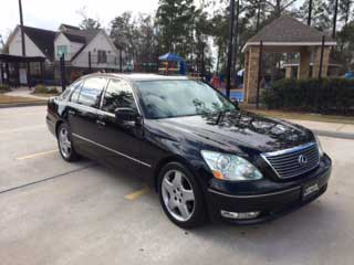 2007 Lexus Ls430 For Sale