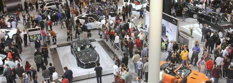 Auto Shows & News