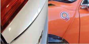 Car Seams Align