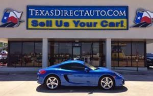 Texas Direct Auto Katy Location