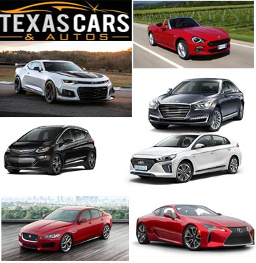 Top Cars of 2017