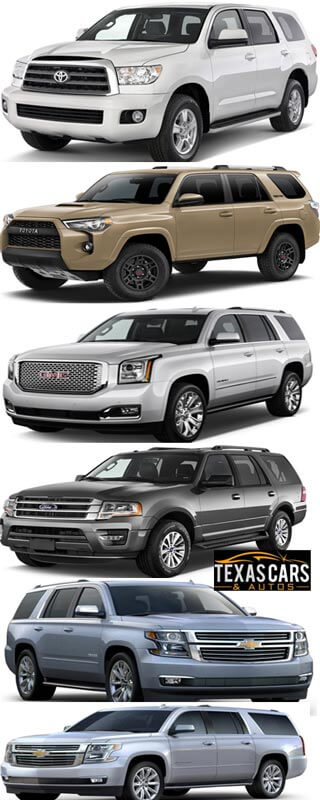 Used SUVS That Can go 200k Miles