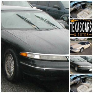 Lincoln Mark VIII 1993 to 1998