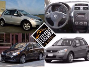 2010 Suzuki SX4 Best Used Car