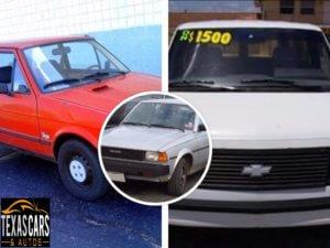 Cheap Cars Houston