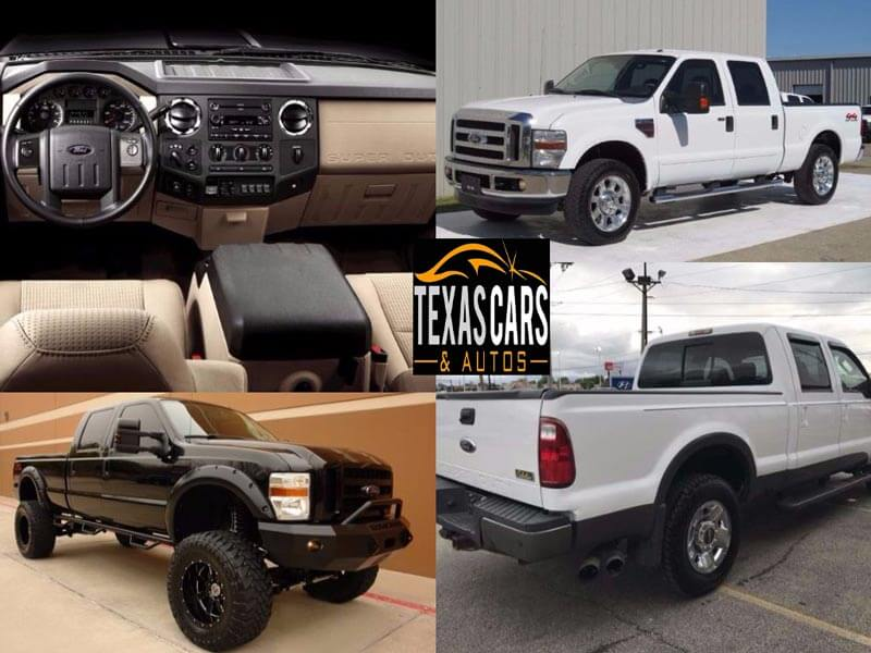 8 Top Used Trucks For Sale Houston | Reliable Used Work Truck