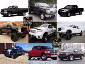 8 Top Used Trucks To Buy In Houston