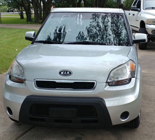 2010 kia soul for sale great first car or college student financing. Black Bedroom Furniture Sets. Home Design Ideas