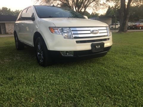 2008 Ford Edge For Sale Houston, Texas