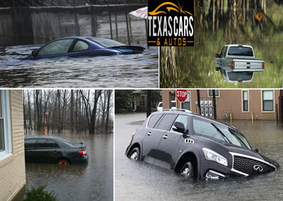 Spotting Flood Cars In Houston Car Lots