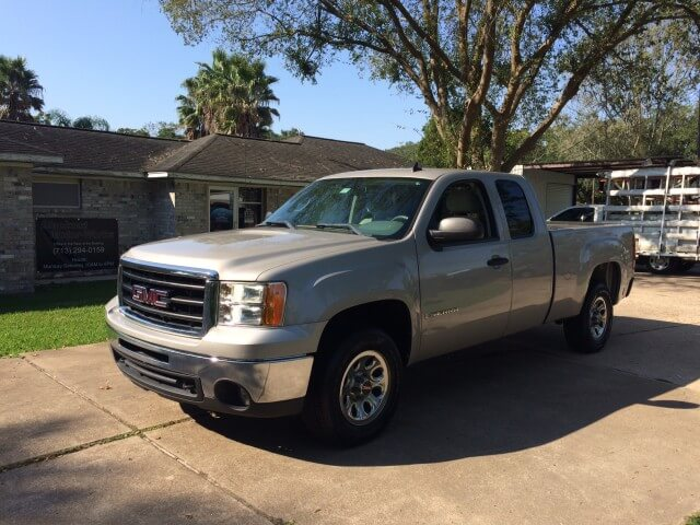 2009 GMC Sierra 1500 LSE Extended Cab For Sale