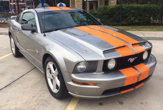 2009 Ford Mustang GT For Sale In Houston Texas
