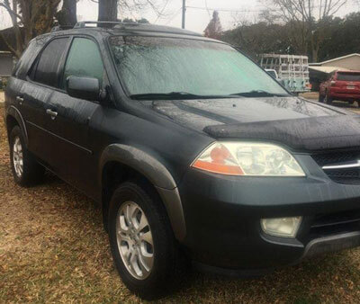 2003 acura mdx awd for sale 5400 financing available. Black Bedroom Furniture Sets. Home Design Ideas