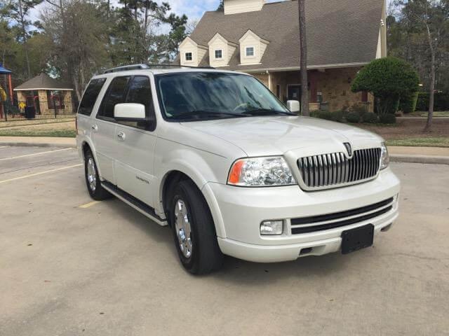2006 Lincoln Navigator For Sale