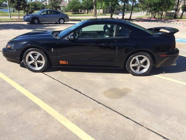 2003 Ford Mustang Mach I For Sale