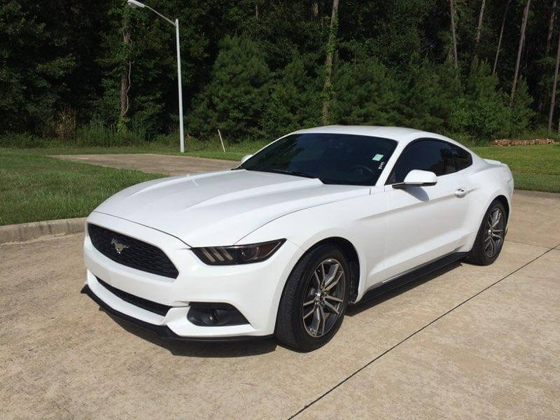 2015 Ford Mustang Eco Boost For Sale